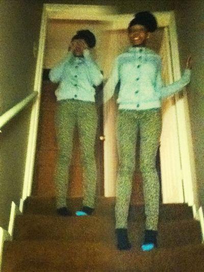 Goin Dwn Stairs Lls