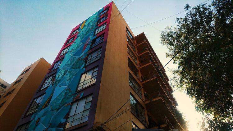 Architecture Built Structure Building Exterior No People Photography Walk Guadalajara Jalisco Building Graffiti City Moment