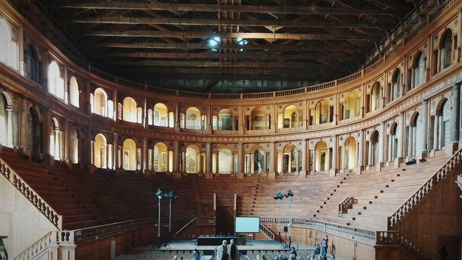 Erasmus Photo Diary day 39: Parma Teatro Farmese