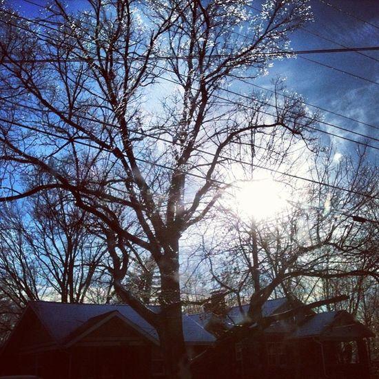 The Sun! BroadwaySt . Como Mizzou