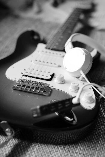 E Guitar and