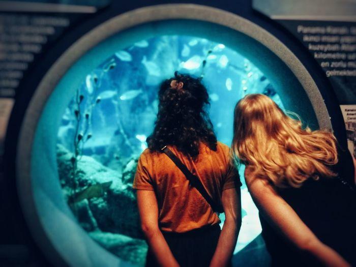 aquarium Blond