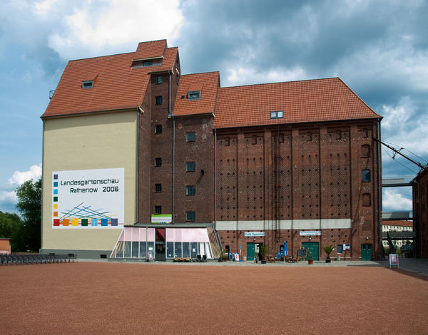 Scenes from Rathenow Germany Architecture Brandenburg Building Exterior Built Structure City Colorful Day Germany Havelland No People Outdoors Rathenow Sky Summer