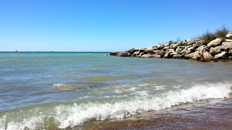 South Haven, Michigan Outdoors Lake Michigan Water Nature Beach