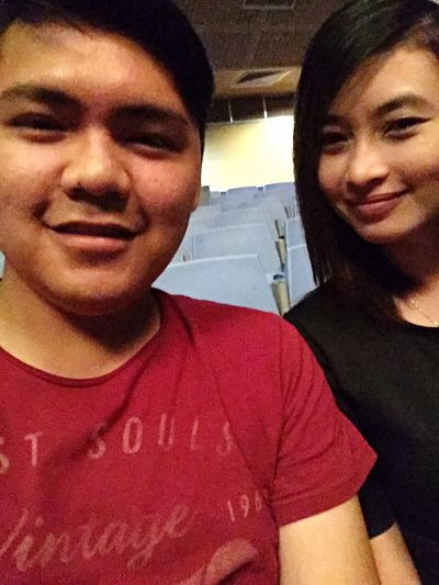 With him!😍😍 I LOVE HIM♥ Lovelovelove