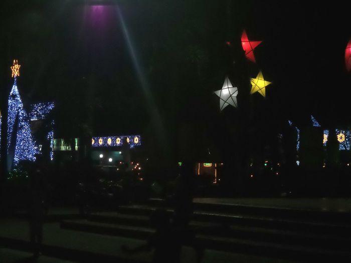 Best Christmas Lights Pasko2015 Xmas Xmaslights Christmaslights Happyholidays Lights Talaveranuevaecija Piñas  Stisidoreparishchurch TownPlaza Samsungs4zoom Samsungphotography Mobilephotography