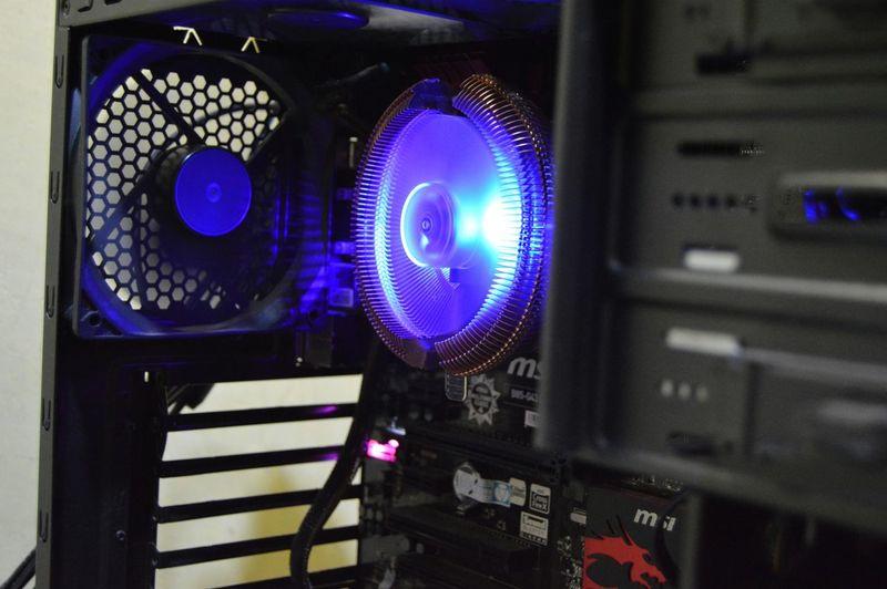 Thermaltake Versa H25 Intel Haswell I3 4150 Pc Setup PC Gaming Msi Gamingcomputer Gaming