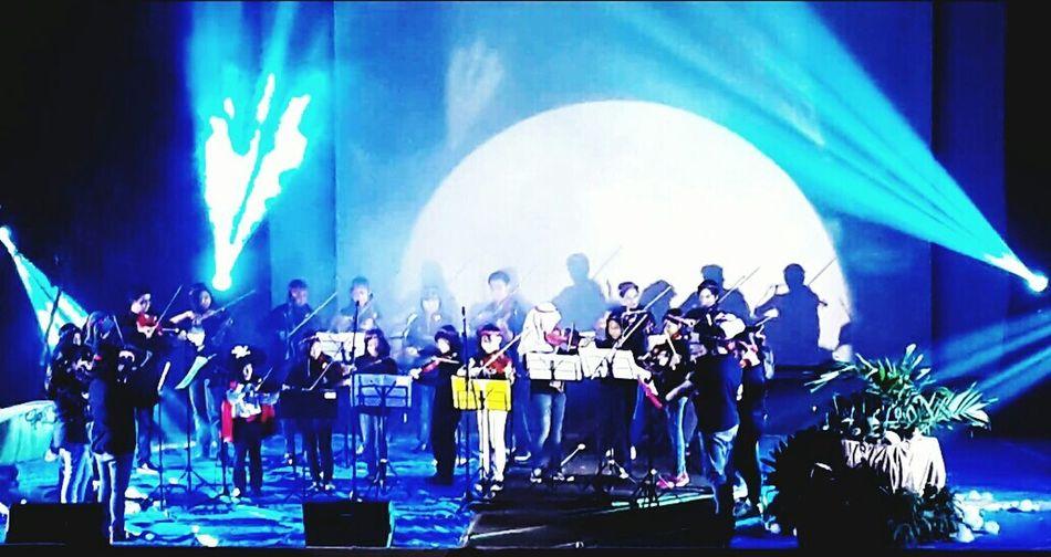 Violin Concert Ansamble Amazing Concert Orchestra Purwacaraka Mini Orchestra ????