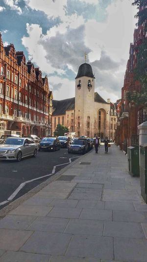 London Sidewalk Church