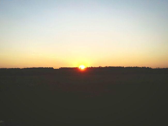Sunrise🌄😍 Beautiful Sunrise First Eyeem Photo