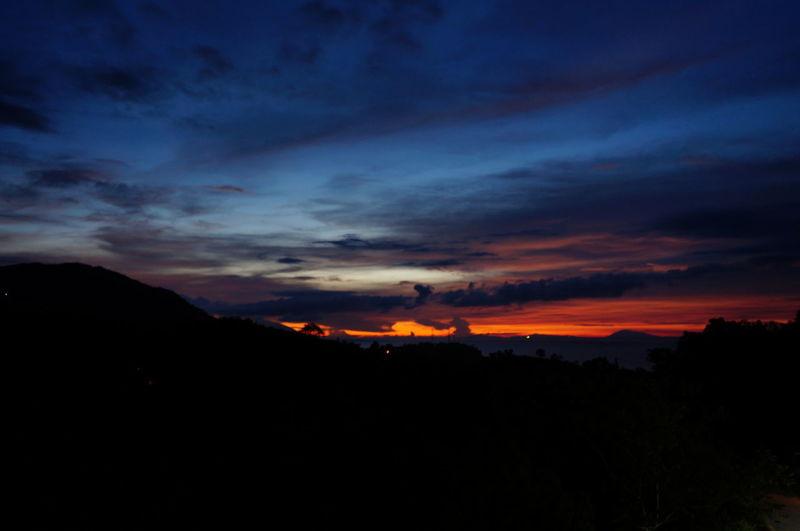 Studyabroad Puertogalera2014 Philippines Sunset