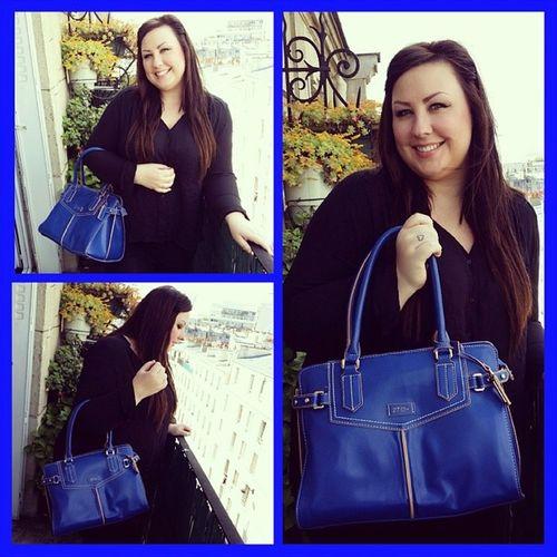 New blue bag 27quaideseineparis Bluebag Bag Fashion lahalle quaideseineparis epcchocolat