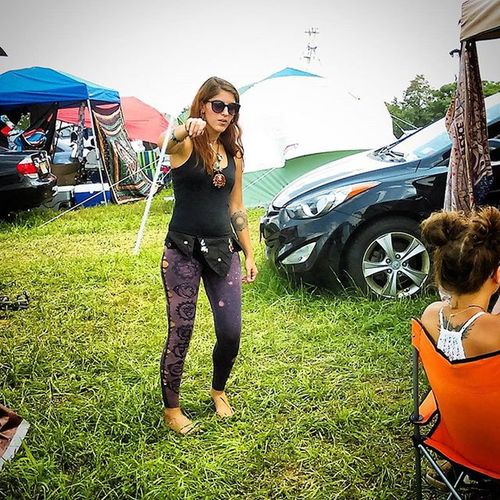 One of the beautiful souls I encountered at All Good. @stinaerndl flowing with her Flowwand Love Like Light Magic Allgoodmusicfestival Follow Beauty Peace Hippie Joy Goodvibes Energy Allgoodmusicfestival2015 Guywiththepants Cleanvibes