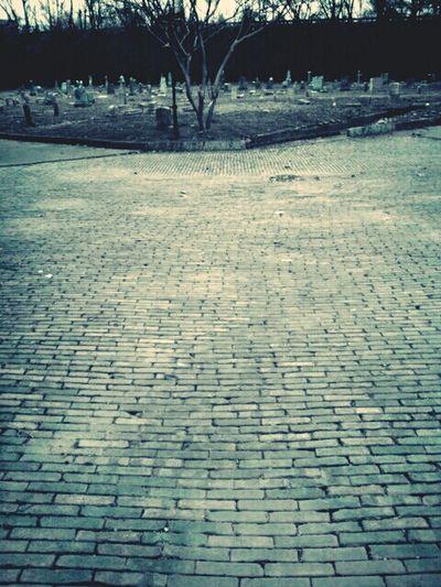 Cemetery Cobblestone