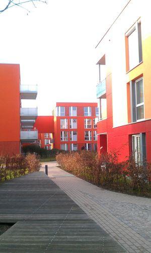 Look Familiar? Lifestyle Architecture Colours