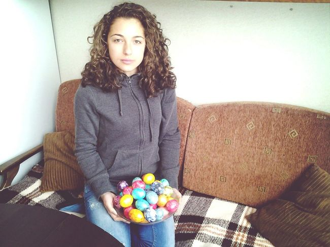 Easter Eggs That's Me Hello World