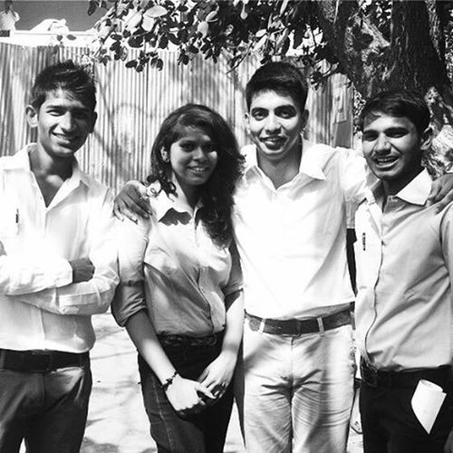 Old Pic Second Year BMS Days  ICL PR Presentation Best  Friends Vashi Navimumbai