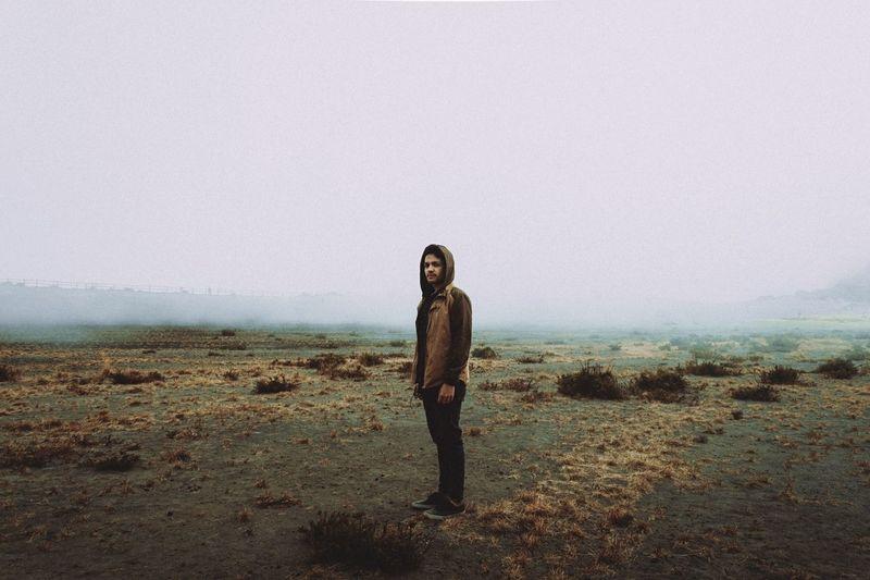 Portrait Fog Foggy Landscape Nature EyeEm Best Shots Portraits Cloudy Plants Casual Clothing