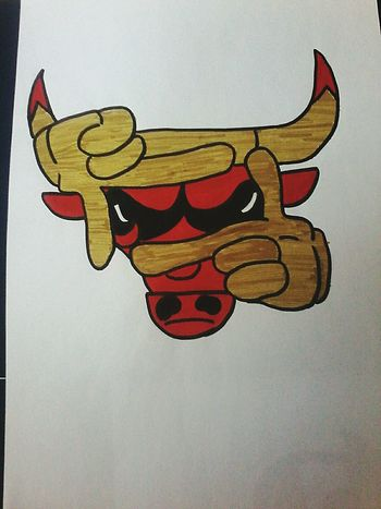 chicago bulls Portre Chicago Bulls