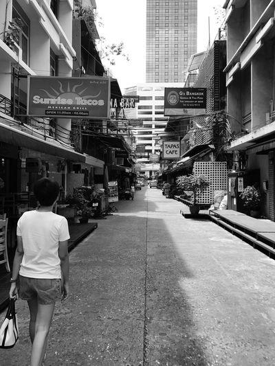 Soi 4 Lunch Street ThaiLocal Lifestyles Leisure Activity EyeEm Thailand