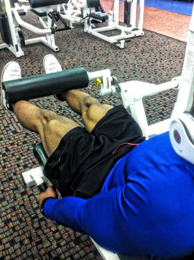Gym Legs With Hard Work Come Good Results .! Fitness