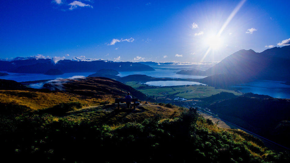 aerial drone shot over new zealand with water Drone  Panorama Aboutpassion Aerial Photography Beauty In Nature Cloud - Sky Idyllic Lake Mountain Mountain Range Mountains Nature Newzealand No People Non-urban Scene Outdoors Scenics - Nature Sky Tranquil Scene Tranquility Vanlife