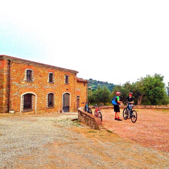 Tuscany Countryside Toscana Tuscany Vinci Montalbano MTB Campagna