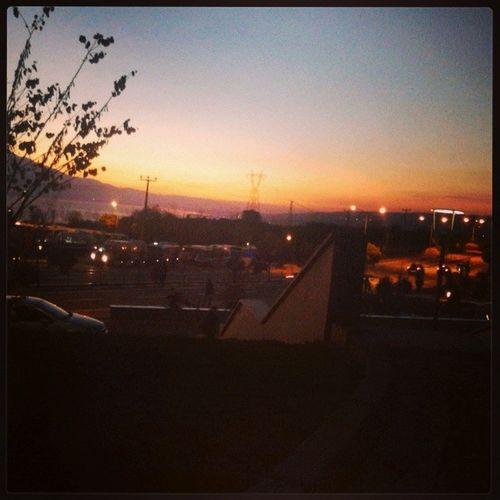 Sakaryauniversitesi M5 Günbatımı Sunset
