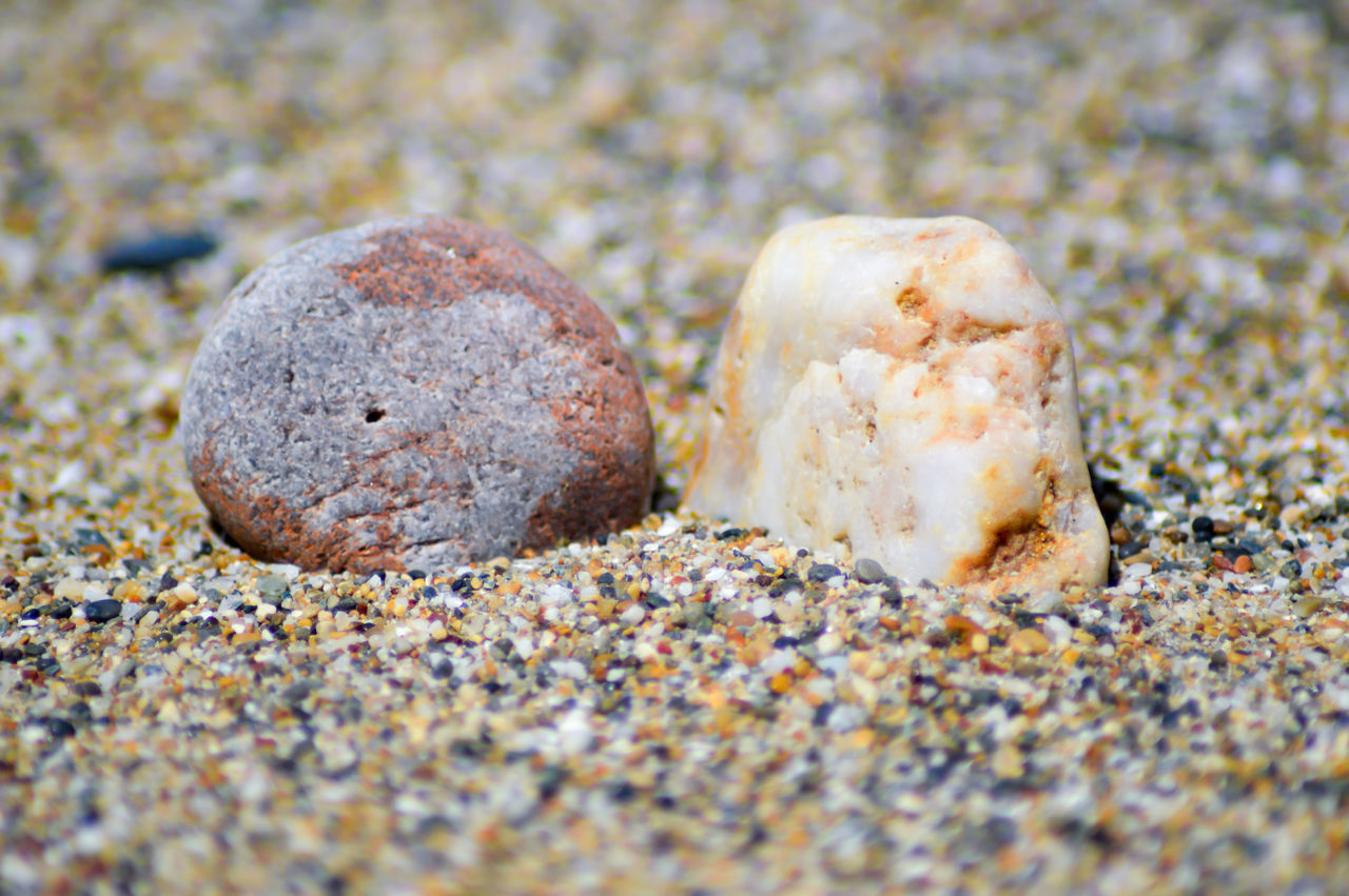 sand, rock - object, beach, textured, pebble, nature, no people, close-up, day, outdoors