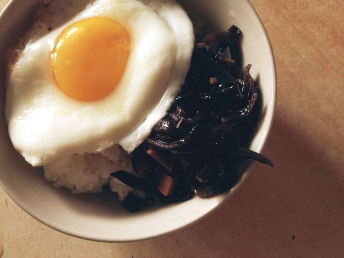 Food Diary Lunch Bowl Of Rice