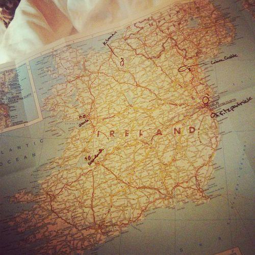 Roadtrip Kingscourt Ballyfarnon Carrickonshannon galway liscannor doolin dublin love ireland eire