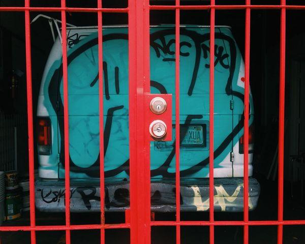 Wynwood Car Cars Miami Wynwood Art Walk Vans Graffiti The Street Photographer - 2015 EyeEm Awards