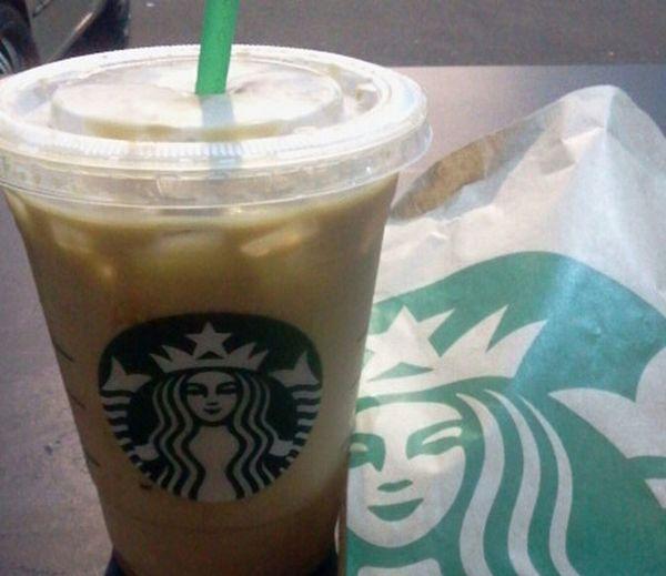 Chillin Starbucks Cool As Fuck