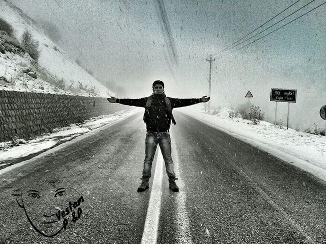 وستام ایران Shīrāz Vestam Iran Snow