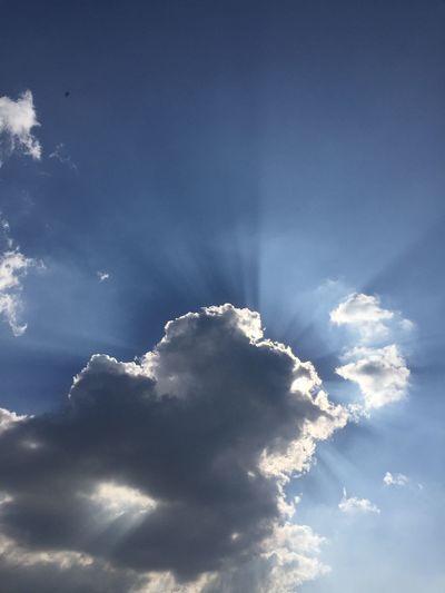 Korea Gwangju 빛, 그림자, 구름