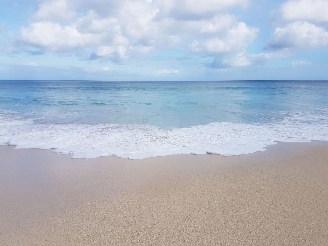 Bali, Indonesia Dreambeach Blue Sky Blue Blue Wave Sky Ocean Clouds And Sky Sand Tranquility Nature Water Horizon Over Water Beauty In Nature Tranquil Scene Vacations No People Day Sunny Day Beach Beach Time The Week On EyeEm