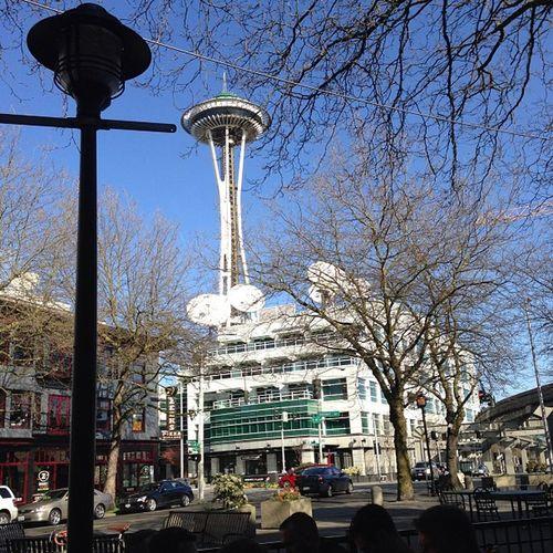 Sunnydayinseattle Seattle Breakfast Denny spaceneedle