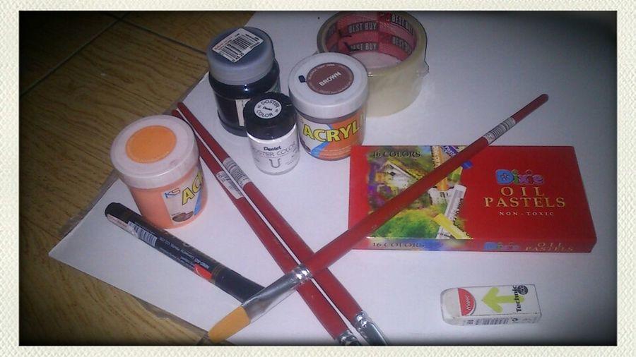 The Making :) Nuartapp ECE131 POTD Prelimproject