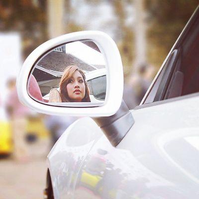 -reflection- -noitcelfer- Kofaba Model Mirror Reflection instagoodinstalikebandungindonesia
