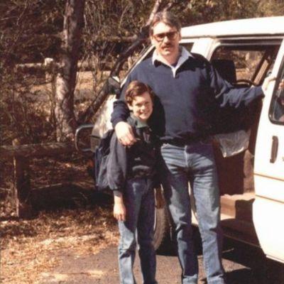 Waybackweekend I got into a van with this good looking bloke....