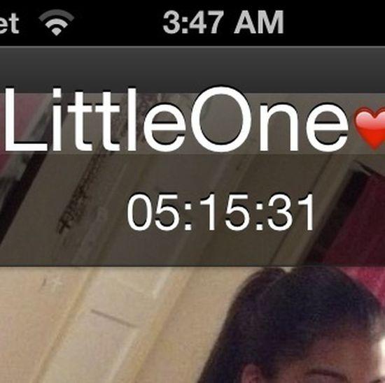 Fell asleep talking to her<33 @JustlikeGioia