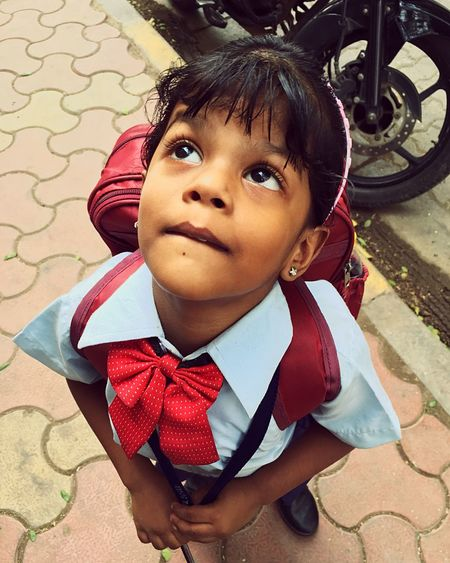 MyNiece School Uniforms Around The World School Kidsphotography Mumbai Chembur Jobina Cutegirl Loveher Mylove Colorful Perspective Popular Photos Capture The Moment Pictureoftheday Check This Out Photooftheday Photography Picoftheday India Popular Photographic Memory Photographer