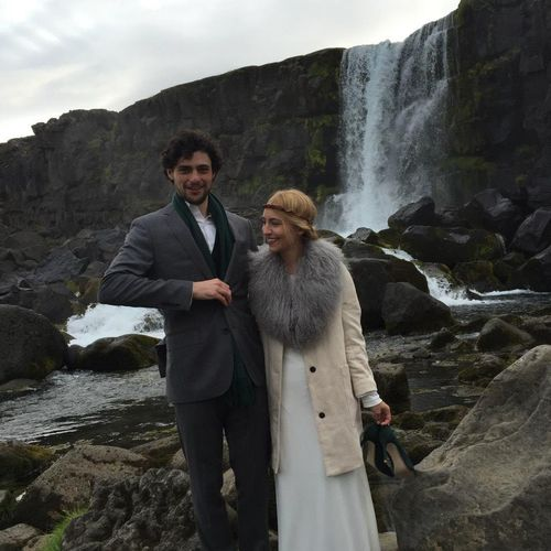 Capture The Moment Brooke Gentile Iceland Wedding Brooke And Liam First Eyeem Photo