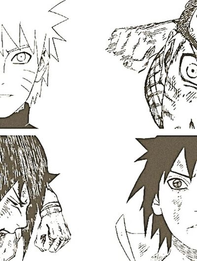 Naruto Uzumaki Sasukeuchiha First Eyeem Photo