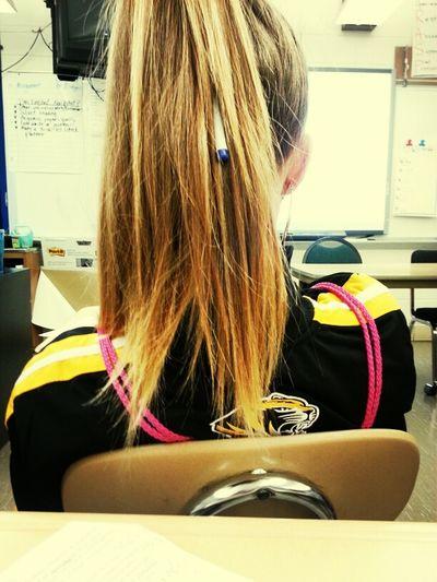 My Pen Holder In Class!