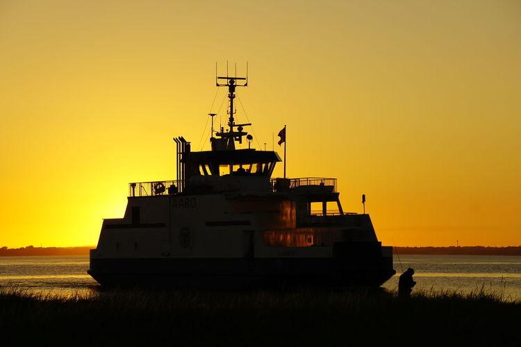 Ferry Denmark