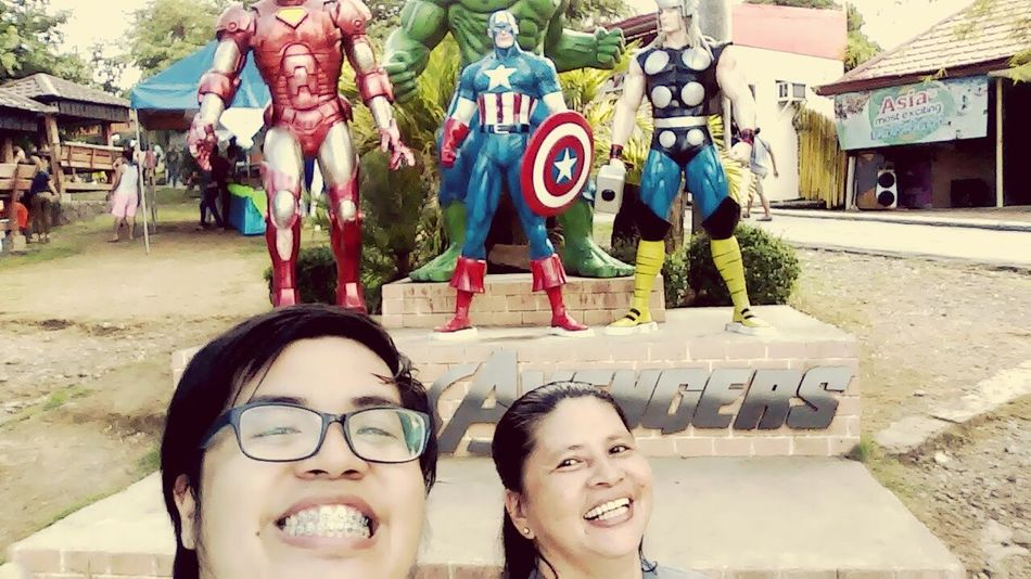 My Year My View Ilovemymom Thankyoumom Swimming AvengersAssemble Bulacan, Philippines Smiley Face MomandI Meandmymom Tree Adult Women People Togetherness Outdoors Men Adults Only Day Large Group Of People Real People Human Body Part the best picture i can post is me and my mom... Because i know this day she doesnt think too much of everything just a simply smile and enjoy each moment with me. 😁😁👍👍💖 Iloveyoumom