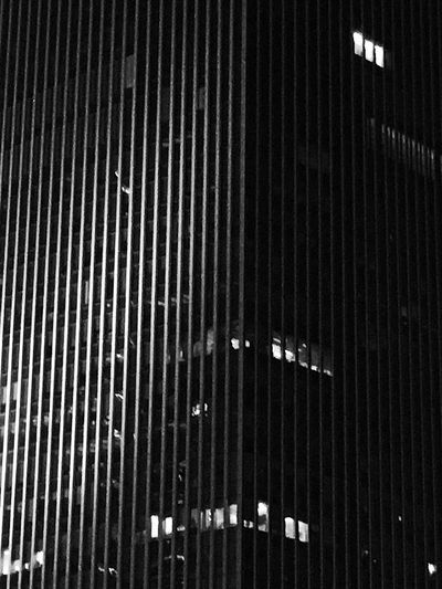 Pattern Built Structure Indoors  Night Architecture No People Illuminated Building Exterior Corrugated Iron Close-up