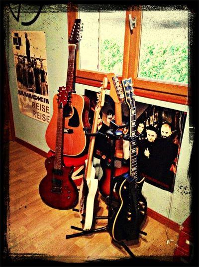 My Bedroom My Guitars