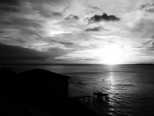 P&B Pomelocamera Black And White Sunset_collection Relaxing Dimalima